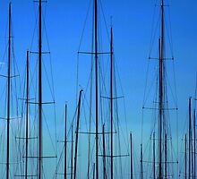 Masts by Ben de Putron