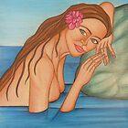 Lady In Lake by vivianne
