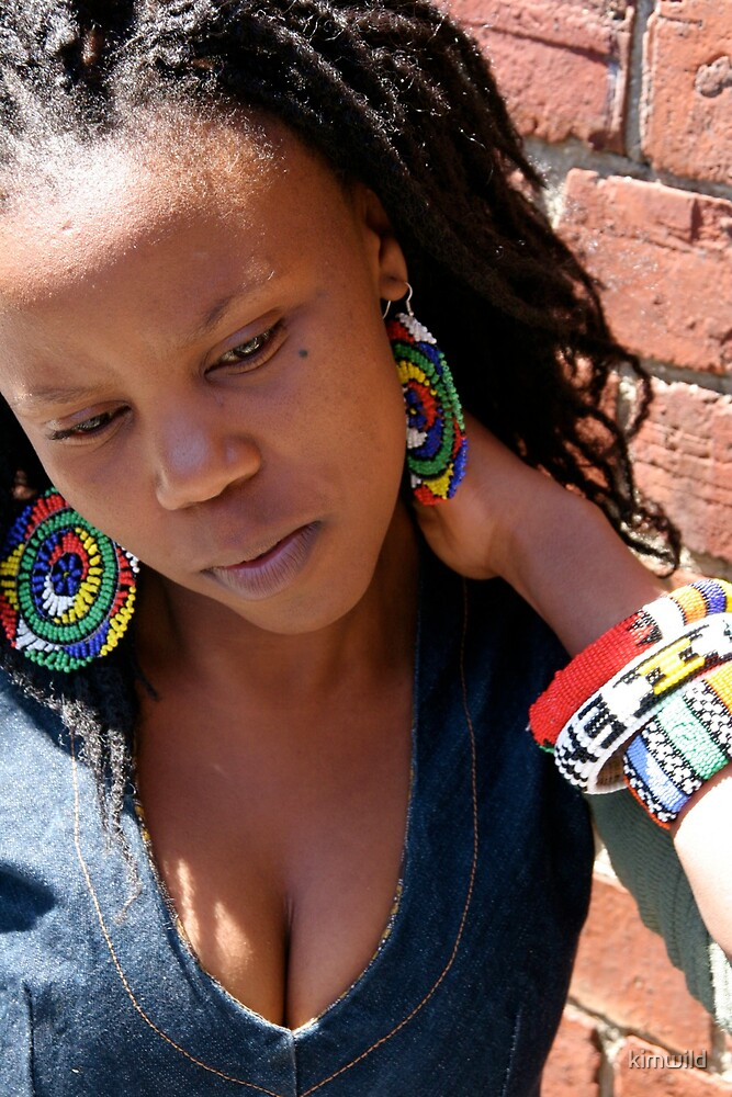 African Beauty by kimwild