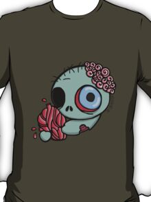 Zomby the zombie T-Shirt
