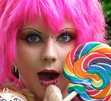 Lolipop Girl... by John Gilluley