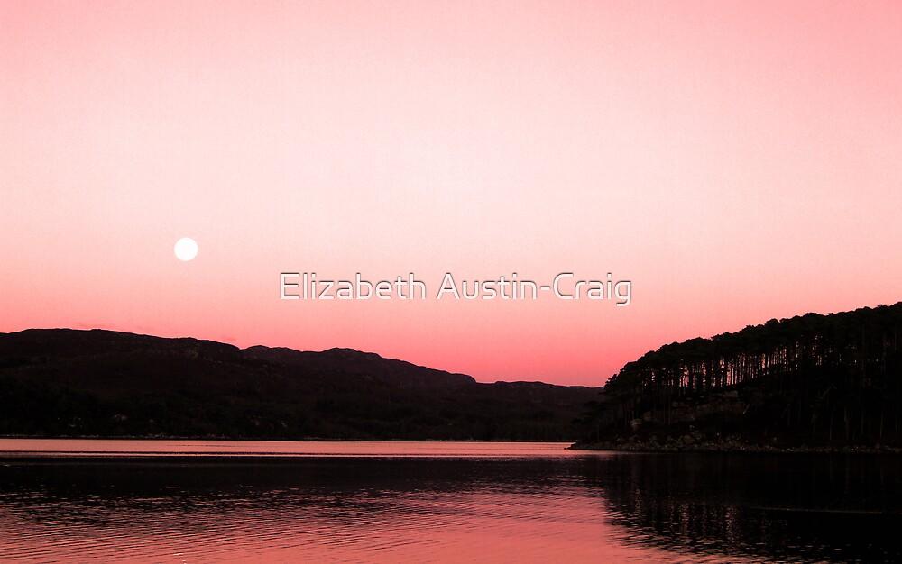 Morning Moon by Rois Bheinn Art and Design