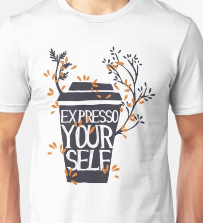 Expresso Unisex T-Shirt