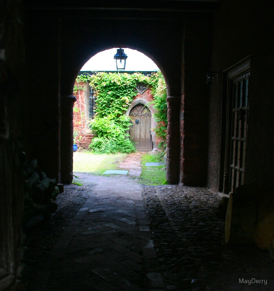 Through the Arch by MayDerry