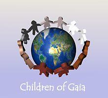 Children Of Gaia by Martin Rosenberger