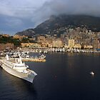 Monte Carlo Morning by Bob Martin