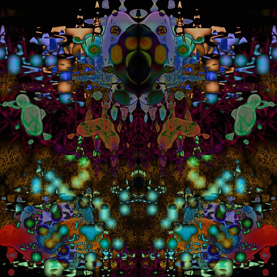 Scream Silently by Rois Bheinn Art and Design