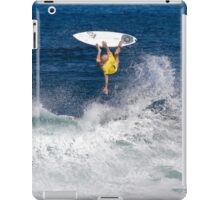 iPad Case. Kelly Slater at 2010 Billabong Pipe Masters In Memory Of Andy Irons. iPad Case/Skin