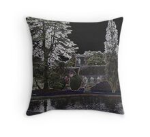 Moon's Light Throw Pillow
