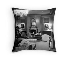 In the Foyer Throw Pillow