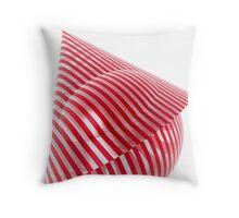 Sports fan illusion Throw Pillow
