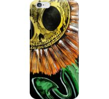 sunflowers kill the shadow iPhone Case/Skin