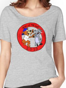 chicago's year of the goat  Women's Relaxed Fit T-Shirt
