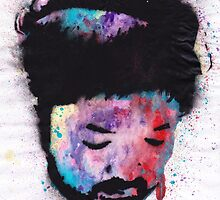 Nujabes by roctobot