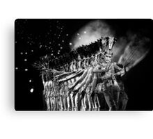 Chinese Dancers Canvas Print