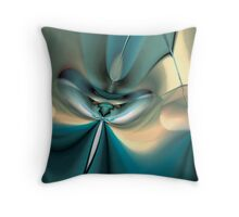 Impaled Throw Pillow