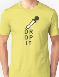The Tooled Up Series: Drop It T-Shirt