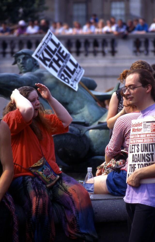 Trafalgar Democrats (2) by Stephen Jackson
