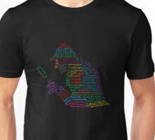 Sherlock Quotes Shirt Unisex T-Shirt