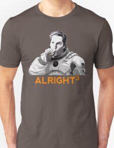 Alright Cubed Unisex T-Shirt