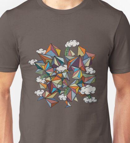 Llama Nebula Unisex T-Shirt