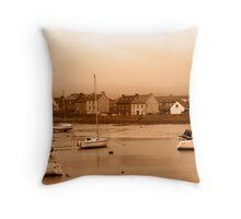 Dungarvan Harbour Throw Pillow