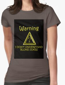 Blond Jokes T-Shirt