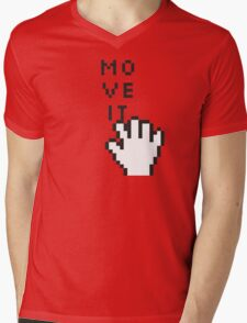 The Tooled Up Series: Move It Mens V-Neck T-Shirt