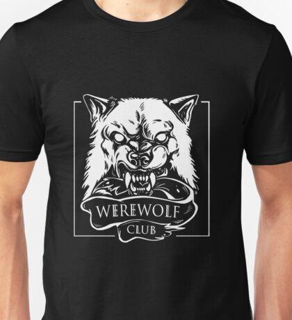 Werewolf Club Unisex T-Shirt