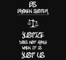 JUSTICE Does Not Apply When it is JUST US Kids Clothes