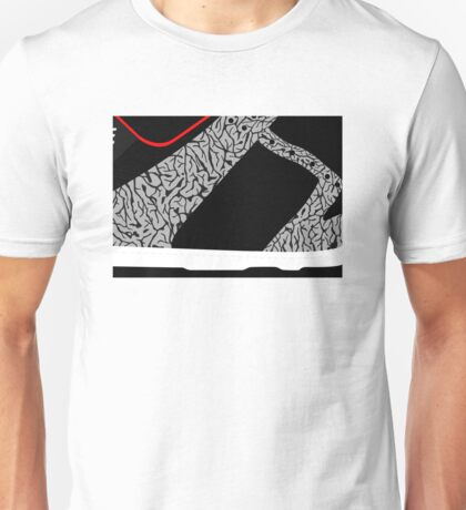 Made in China SB x Superme Black/Cement - Pop Art, Sneaker Art, Minimal Unisex T-Shirt