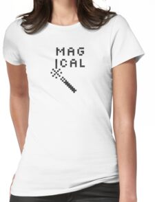 The Tooled Up Series: Magical Womens Fitted T-Shirt