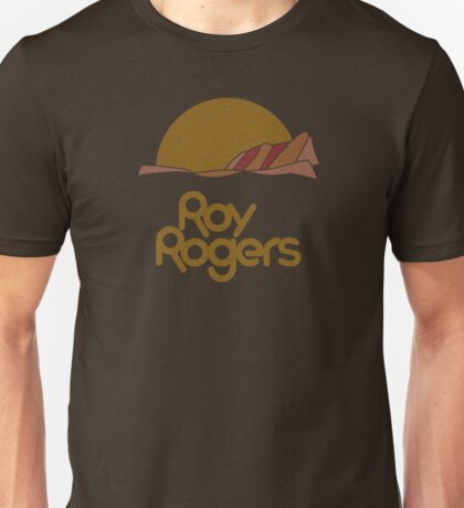 Roy Rogers (distressed for dark shirts) Unisex T-Shirt