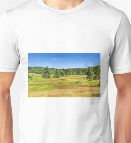 Lush Fields Unisex T-Shirt