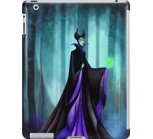 Maleficent (Sleeping Beauty Evil Queen) iPad Case/Skin