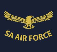 South African Air Force (Yellow Text) by civvies4vets