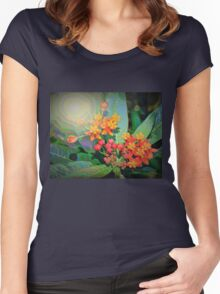 In the limelight Women's Fitted Scoop T-Shirt