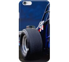 Nostalgia Top Fuel Dragster 2 iPhone Case/Skin