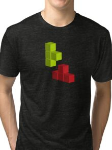 Tetris 1 Tri-blend T-Shirt