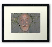 Bill. Framed Print