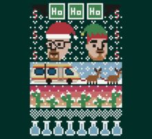 Breaking Christmas - Ugly Christmas Sweater by ninjabakery