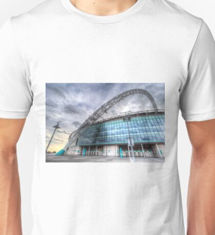 Wembley Stadium London Unisex T-Shirt