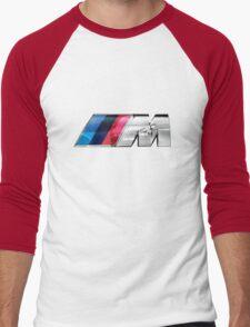 BMW E39 M5 Overlay Men's Baseball ¾ T-Shirt