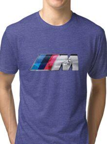 BMW E39 M5 Overlay Tri-blend T-Shirt
