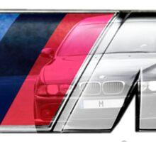 BMW E39 M5 Overlay Sticker