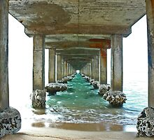 Pier by Leni Dixon