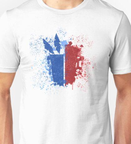 Choose your mask Unisex T-Shirt