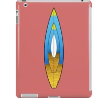 Surfboard Design T shirt iPad Case/Skin