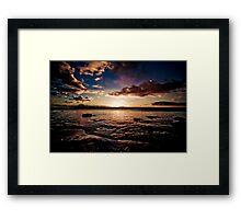 Taroona Dawning Framed Print