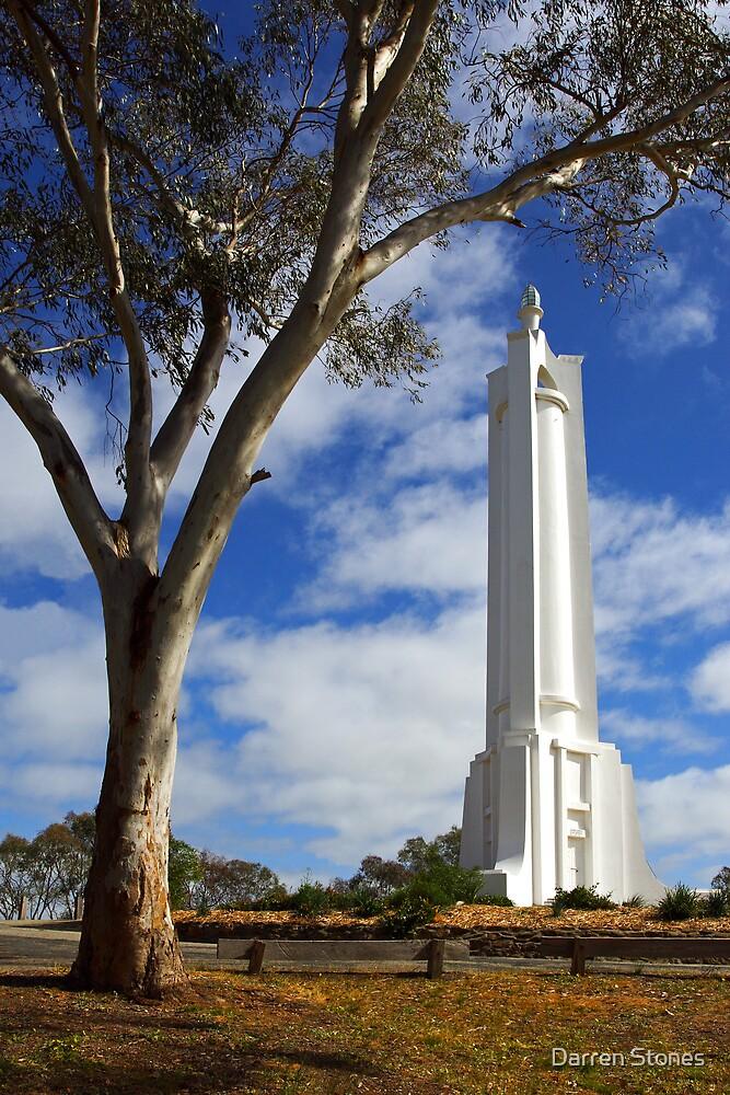 Albury War Memorial by Darren Stones